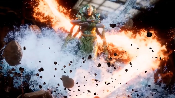 A Elder God Cetrion é revelada em Mortal Kombat 11