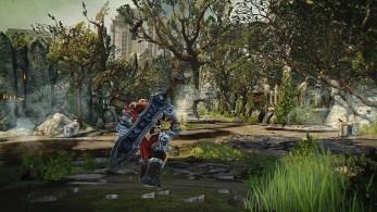 Análise Arkade - Darksiders: Warmastered Edition leva o mesmo remaster de 2016 para o Nintendo Switch