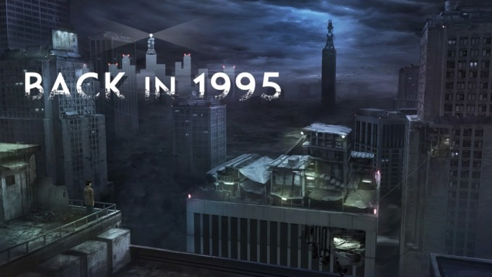 Análise Arkade: Viajando pela história dos Survival Horrors em Back in 1995