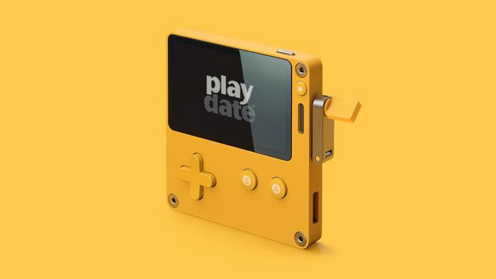 "Playdate: Panic anuncia inusitado videogame portátil ""à manivela"""