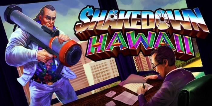 Análise Arkade: Shakedown Hawaii é praticamente um GTA da geração 16-bits