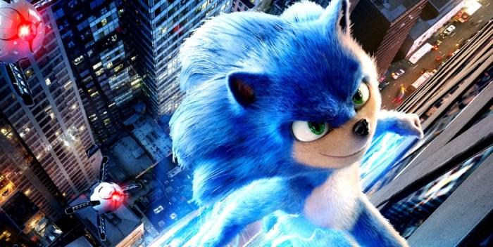 Após críticas, Sonic: The Hedgehog vai ter seu design retrabalhado