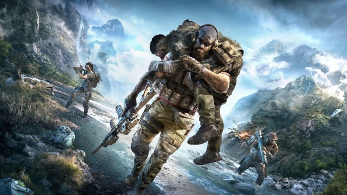 Ubisoft anuncia Ghost Recon Breakpoint, com lançamento para outubro