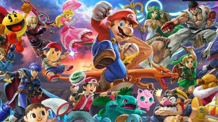 Super Smash Bros Ultimate tornou-se o jogo de luta mais vendido da história
