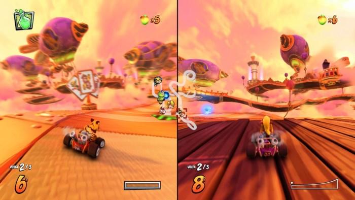 Análise Arkade: Crash Team Racing Nitro-Fueled é pura diversão, nostalgia e velocidade