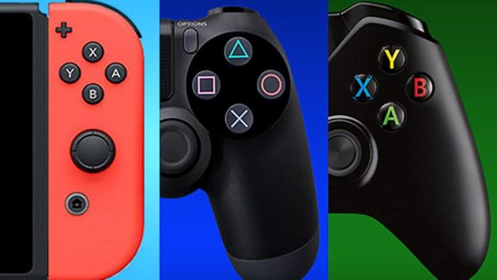 Nintendo, Sony e Microsoft se unem contra novas taxas propostas pelo governo dos EUA