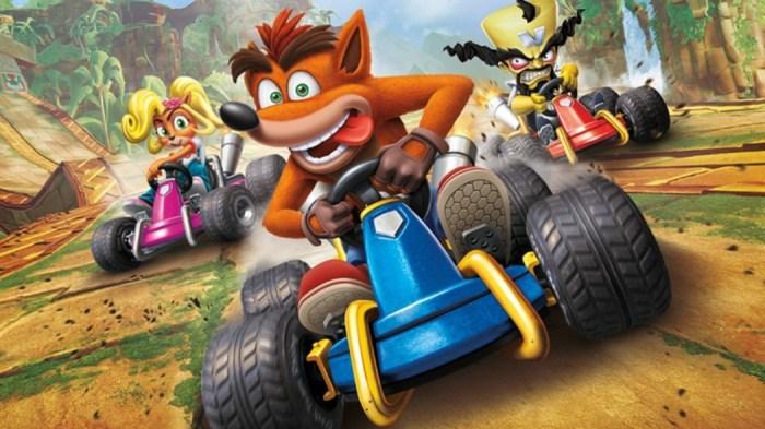 Lançamentos da semana: Crash Team Racing Nitro-Fueled, My Friend Pedro, Bloodstained, e mais