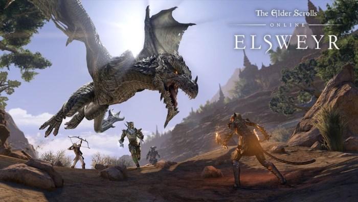 E3 2019: Bethesda anuncia novos conteúdos para The Elder Scrolls Online