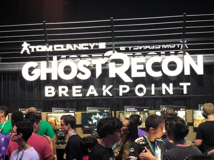 GameXP 2019 - Ghost Recon: Breakpoint quer propor um novo patamar para a franquia