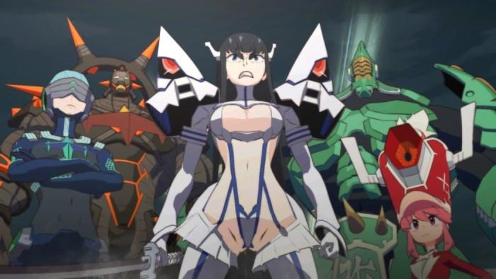 Análise Arkade: Kill la Kill IF traz pancadaria 3D com estética de anime