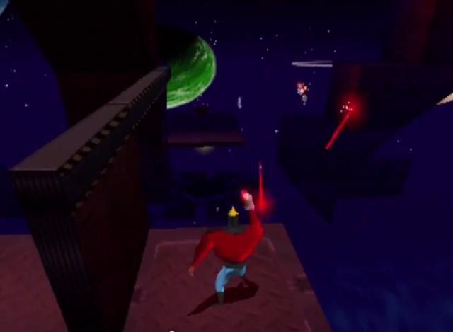 RetroArkade - Blasto, o herói desconhecido do primeiro Playstation
