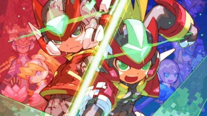 Mega Man Zero/ZX Legacy Collection é vazado na PS Store de Hong Kong