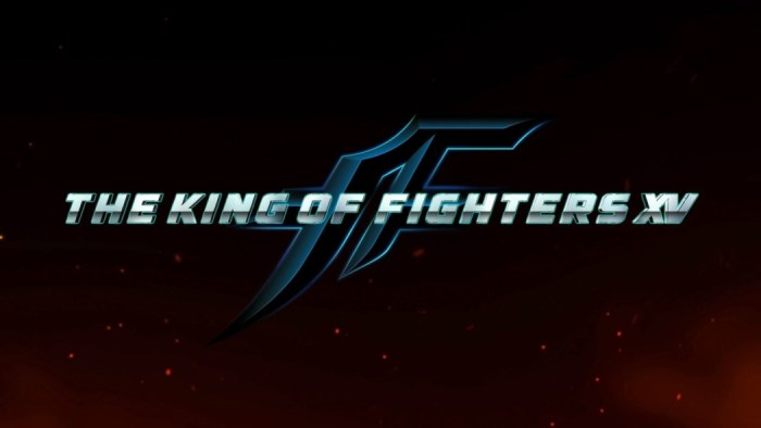 The King of Fighters XV e um novo Guilty Gear foram anunciados na EVO 2019
