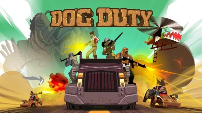 Dog Duty: conheça o promissor jogo brasileiro inspirado no clássico Commandos