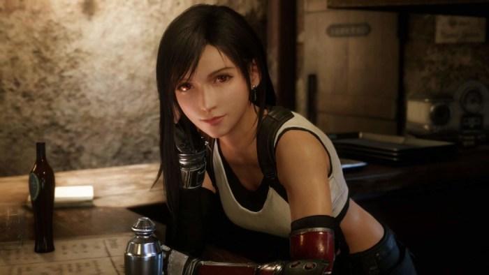 Final Fantasy VII Remake ganha novo vídeo de gameplay e arte de capa oficial
