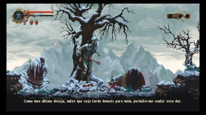 Análise Arkade: Blasphemous é um excelente e sangrento Metroidvania