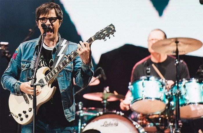 Rock in Rio - Foo Fighters traz carisma e sucessos na primeira noite de rock do festival
