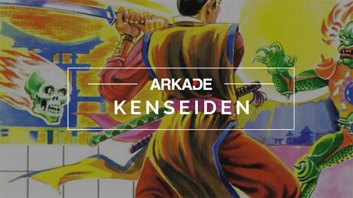 RetroArkade - Kenseiden, a grande aventura samurai do Master System