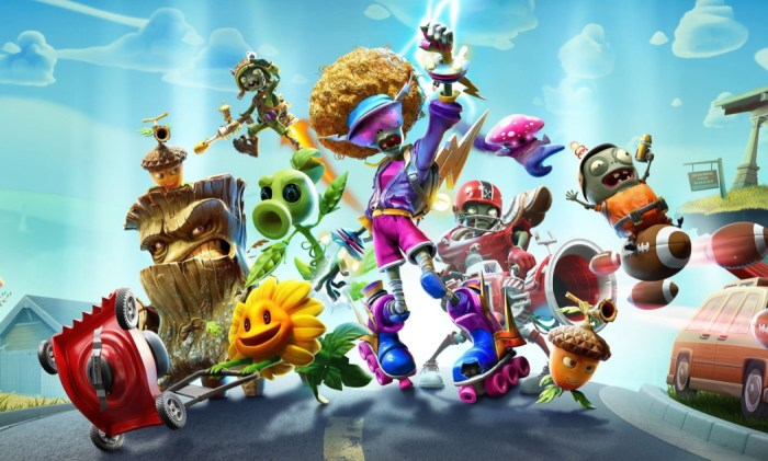 Popcap oficialmente anuncia Plants vs. Zombies: Battle for Neighborville