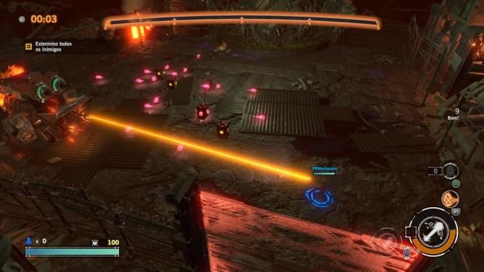 Análise Arkade - Contra: Rogue Corps é divertido, mas não é Contra