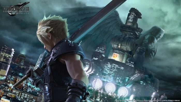 BGS 2019: Jogamos a demo de Final Fantasy VII Remake!