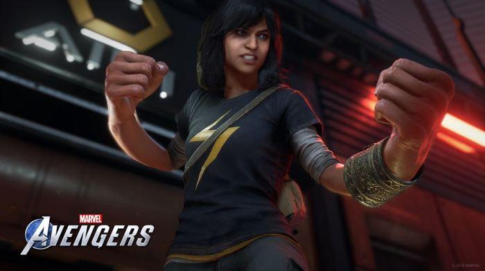 Marvel's Avengers: novo trailer introduz Kamala Khan, a Miss Marvel dos quadrinhos