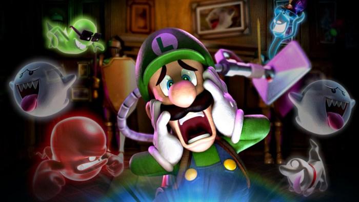 Lançamentos da semana: Luigi's Mansion 3, Disney Classic Games, Dusk Diver, e mais
