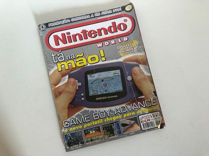 #TBTArkade: O lançamento do Game Boy Advance, na Nintendo World de abril de 2001