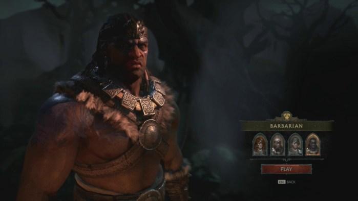 Assista a 25 minutos de gameplay do Bárbaro em Diablo IV