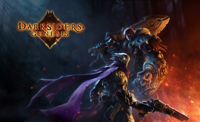 Darksiders Genesis: confira 16 minutos de gameplay e saiba se o seu PC vai rodar o game
