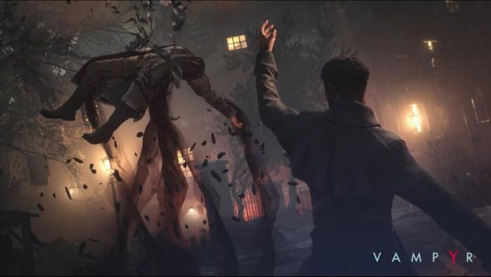 """Vampyr para Switch leva uma história de vampiros pra """"qualquer lugar"""""""