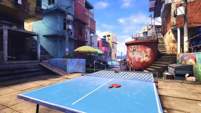 Arkade VR: VR Ping Pong Pro é realmente tênis de mesa de profissional