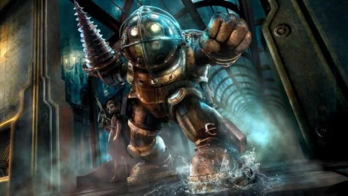 2K anuncia que um novo Bioshock vem aí pelas mãos de um novo estúdio
