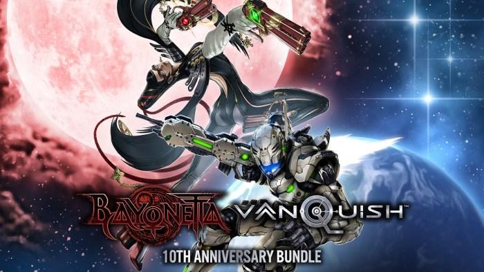 Lançamentos da semana: Vanquish e Bayonetta remasterizados, Hunt Showdown no PS4, e mais