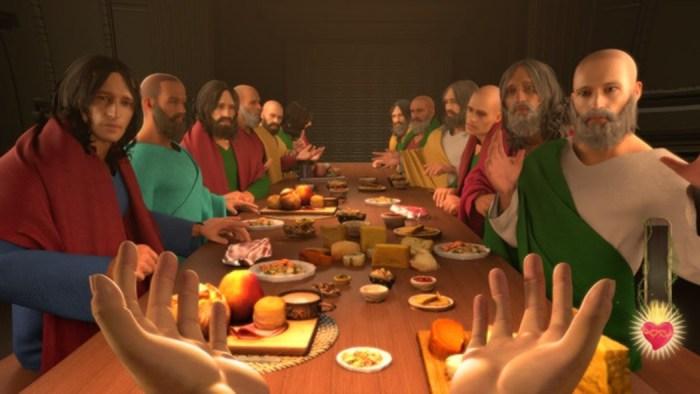 """I Am Jesus Christ é o """"simulador de Jesus"""" que colocará o jogador para fazer milagres e enfrentar Satanás"""