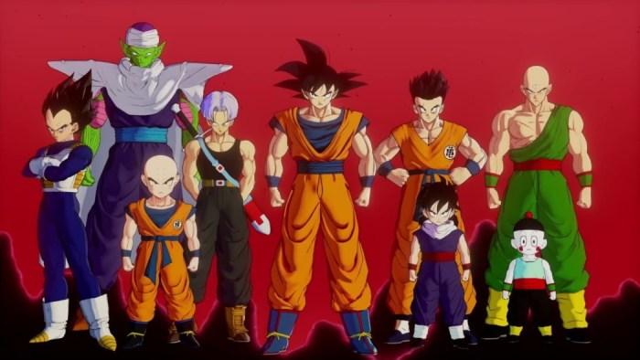 Assista a nostálgica abertura de Dragon Ball Z: Kakarot