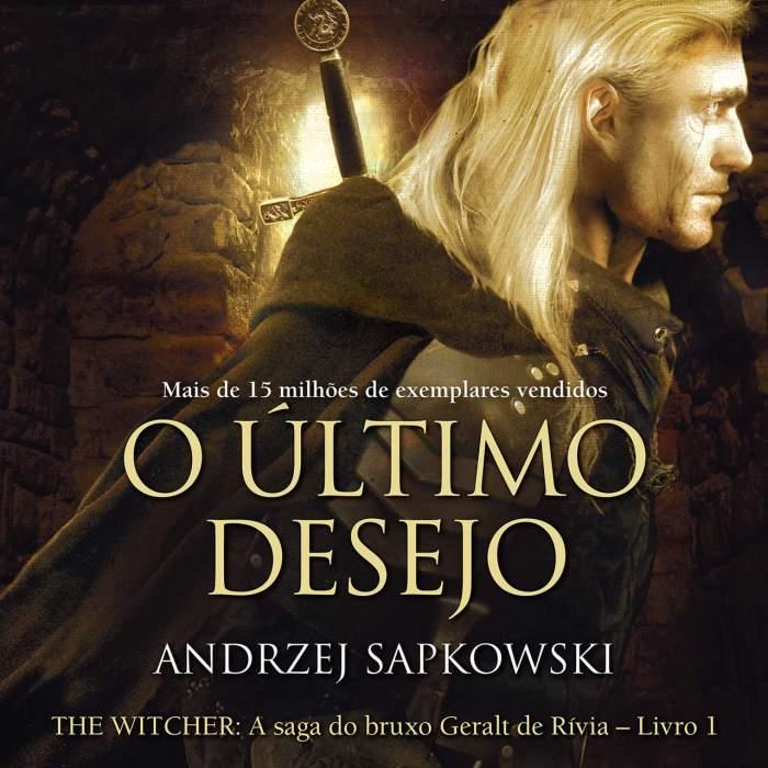 O Último Desejo, livro de The Witcher, chega em audiobook, narrado por Mauro Ramos, o Pumba