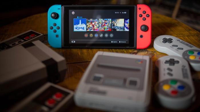 Nintendo Switch ultrapassa o Super Nintendo em vendas, com 52 milhões de unidades vendidas