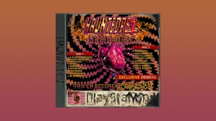 Que tal uma coleção de games de terror retrô? Então baixe agora o Haunted PS1 Demodisc 2020!
