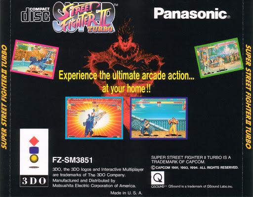 RetroArkade - A épica conversão de Super Street Fighter 2 Turbo para o 3DO