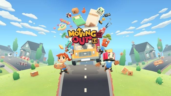 Moving Out: game cooperativo de mudanças ganha novo trailer e data de lançamento