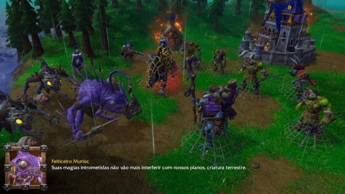 Análise Arkade: Warcraft III: Reforged e a fórmula do fracasso