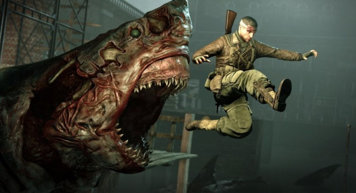 Lançamentos da semana: Zombie Army 4, Dawn of Fear, Kunai, e mais