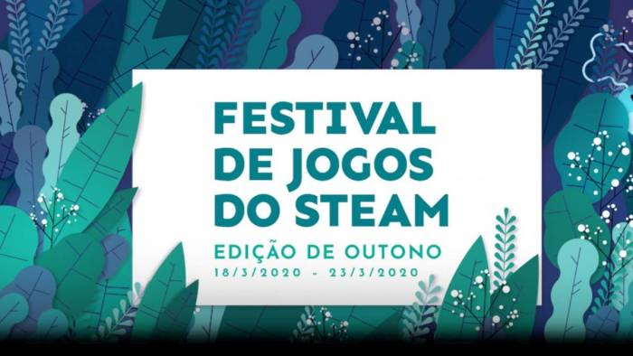 Steam Game Festival trouxe mais de 40 demonstrações de games durante a quarentena