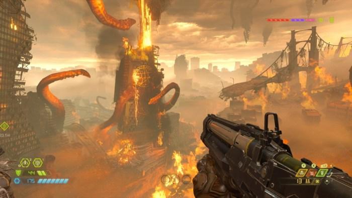 Análise Arkade: Doom Eternal é brutal, frenético e muito divertido!