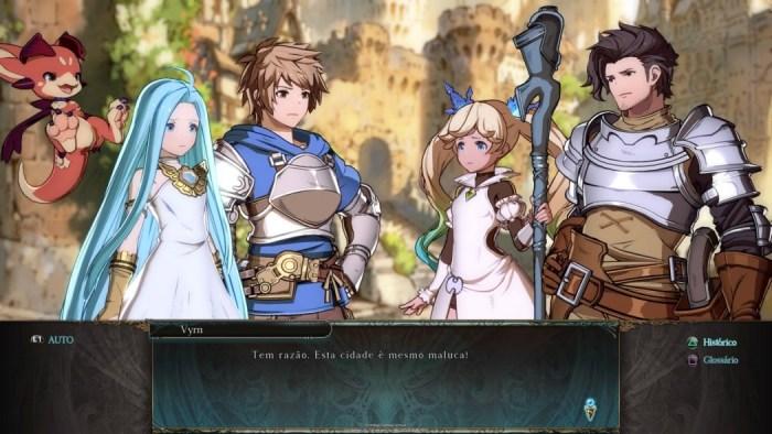 Análise Arkade: Granblue Fantasy Versus é um ótimo jogo de luta (com pitadas de RPG)