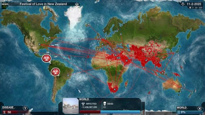 Plague Inc. vai ganhar um novo modo em que o objetivo é salvar o mundo de doenças