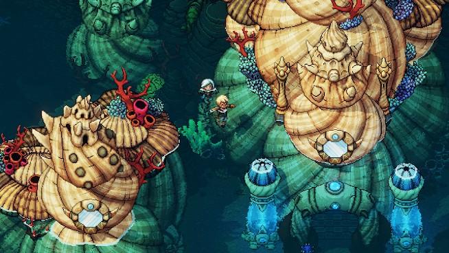Sea of Stars: produtora de The Messenger anuncia belíssimo RPG por turnos