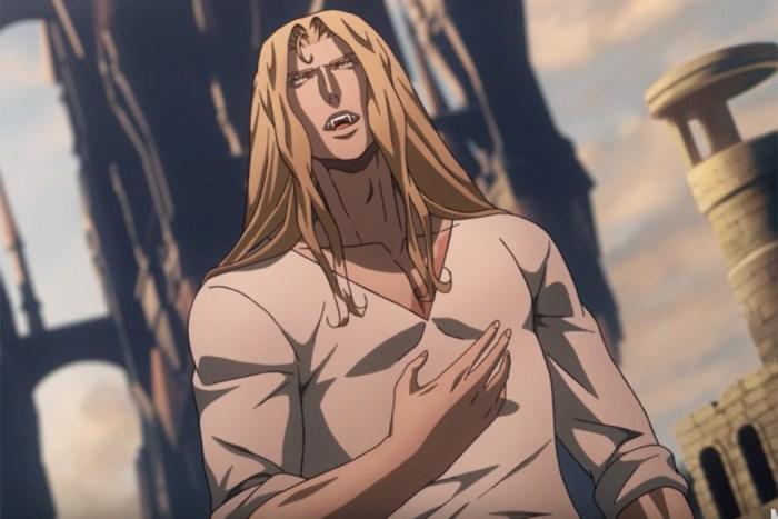 Arkade Séries - A complicada terceira temporada de Castlevania da Netflix
