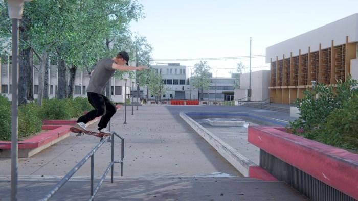 Skater XL: conheça o jogo de skate com gameplay inovador que chega ainda este ano